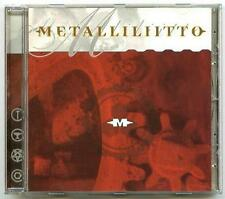CD metal METALLILIITTO / various : Type O Negative, Nightwish, Hammerfall..