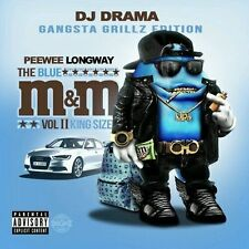 "PEE WEE LONGWAY- ""BLUE M&M 2""  Official Mix CD... 2015.. HOT!!!!"