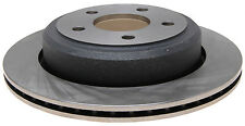 ACDelco 18A2810A Rear Disc Brake Rotor
