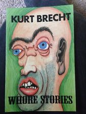 Whore Stories book By Kurt Brecht Dirty Rotten Imbeciles DRI D.R.I.