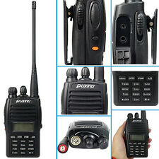 Puxing PX-UV973 5W UHF/VHF Walkie Talkie 128CH VOX CTCSS /DCS DTMF TOT Radios