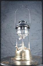 Vintage Tilley Brass B/R British Rail Paraffin Lantern X246 / BR49 - 460XA