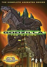 GODZILLA: COMPLETE ANIMATED SERIES - DVD - Sealed Region 1