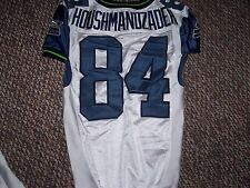 2010 Seahawks Game Worn / Issued Road Jersey T.J. Houshmandzadeh