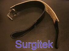 NEW LEATHER SHARPENING STROP STRAP BELT FOR STRAIGHT CUT THROAT SHAVING RAZOR