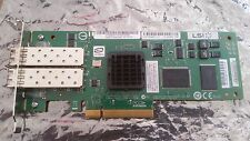 Dual Port 4gb LC Fibre Channel FC PCI-e 8x HBA LSI7204EP-LC L3-25065-00B