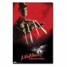 NIGHTMARE ON ELM STREET RARE VARIANT FREDDYS DEAD NEW PRINT POSTER 24 X 36 Box 5