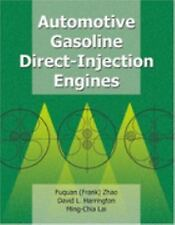 Automotive Gasoline Direct-Injection Engines, Lai, Ming-Chia, Harrington, David