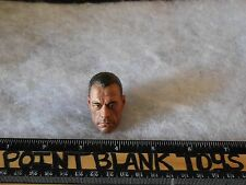 ART FIGURES Head Sculpt SOLDIER OF FORTUNE 3 Van Damme 1/6 ACTION FIGURE TOYS