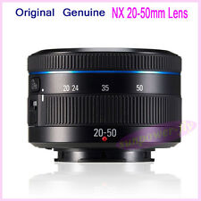 Genuine Original Samsung S2050BNB NX 20-50mm F3.5-5.6 ED II i-Function Lens NX30
