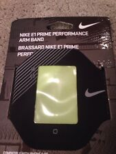 Nike E1 Prime Performance Armband For Iphone 4 Or 4/s. New.