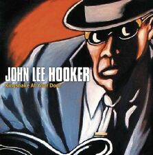 JOHN LEE HOOKER - KING SNAKE AT YOUR DOOR  CD NEU