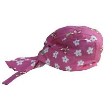 Baby Wrapz Baby Boy Toddler Head Bandana Hat Sun Hat Headband Pink New