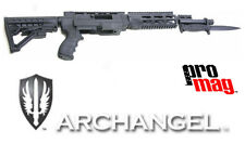 ProMag Archangel Ruger 10/22 Conversion Stock Kit w/Bayonet - Black  #AA556R