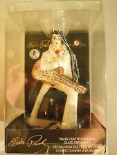 Elvis Presley Sana's World Kurt S. Adler Glass Christmas Tree Ornament