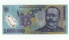 Rumänien Romania 1000000 Lei 2003 1 Million VF+ / XF-