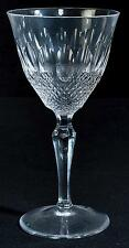 Set of 14 Vintage Josair MONTPELIER Wine Crystal Glasses