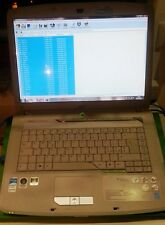 NOTEBOOK ACER 5720g PC 15,4 INTEL 2gb ram hhd 160 gb