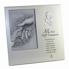 My First Holy Communion Photo Frame with verse - Girl FA486G