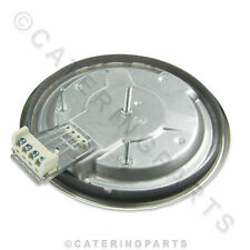 HE15 1.5KW 1500W 230V ROUND RADIANT HEATING ELEMENT / EGO TOP CIRCULAR HOT PLATE
