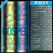 Maranatha! Gospel Top 25 Gospel Praise & Worship Songs 201 CD