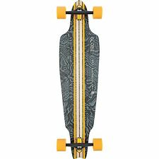 "GLOBE PROWLER 38.5"" Longboard - BLACK CRUISER - Skateboard - WHEELS 69mm-83A"