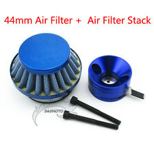 44mm Air Filter Adapter Vstack For 23 33 cc 43cc Z Scooter Big Foot Goped Blade