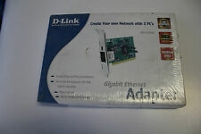 D-Link DGE-550SX 2000 Mbps full-duplex Fiber Gigabit PCI Network Adapter