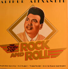 "Arthur Alexander-the story of rock and roll 12"" LP (w40)"
