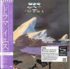 yes - drama      japan mini LP  SHM  CD