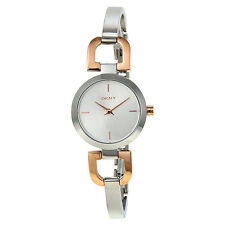 DKNY Two-tone Stainless Steel Bracelet Ladies Watch NY2137