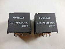 Hassock CAR1AP80DC12S Relay (Set Of 2)