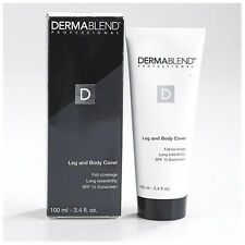 Dermablend Leg And Body Cover Creme - Beige - 3.4oz
