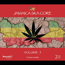 Various Artists-Jamaica Ska Core Vol. 5 CD NEW
