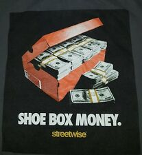 StreetWise t-shirts 4XL for men hip-hop urban clothing