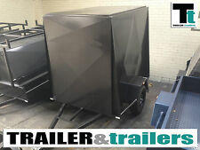 6x4 Heavy Duty Van Enclosed Trailer 5ft High- Trailer & Trailers Aust Made Tough