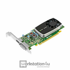NVIDIA Quadro 600 Ram 1GB carte vidéo PCIe x16 Dell Liquidation de magasin