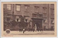 AK Wien I, Hofburg, Schweizer Hof, Dt. Schulverein 1920