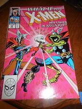 What If? The X-Men Had Stayed In Asgard # 12 ( Fine )