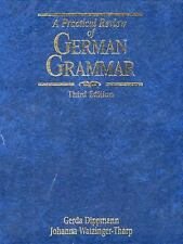 A Practical Review of German Grammar 3rd Edition