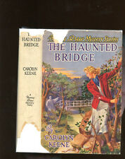 Nancy Drew: The Haunted Bridge (1938B-3) HB/DJ 1st/3rd