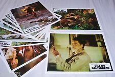 L' ILE DU Dr. MOREAU !b lancaster jeu photos cinema lobby cards fantastique 1977