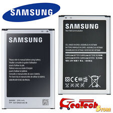 BATTERIA ORIGINALE SAMSUNG EB-B800BE 3200mAh NFC PER GALAXY NOTE 3 N9005