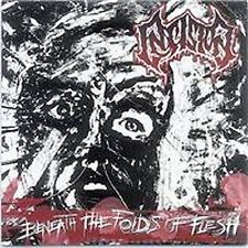 "Insision ""Beneath The Folds Of Flesh"" CD - NEW!"