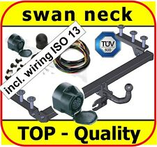 Towbar & Electric 13pin Vauxhall Astra G Hatchback Saloon 1998-2005 / swan neck