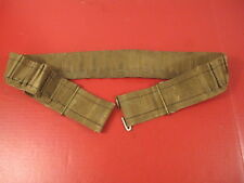 Spanish Am War US Pattern 1894 Mills Woven Shotgun Shotshell Belt 12GA - RARE #2