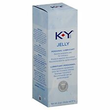 3 Pack - K-Y Jelly Personal Water Based Lubricant, 2 Oz Each