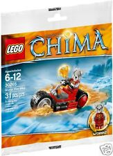 Lego Chima 30265 Worriz Fire Bike *neu 2014*