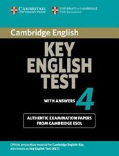 KET Practice Tests: Cambridge Key English Test 4 : With Answers by Cambridge...