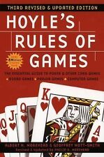Hoyle's Rules of Games : Descriptions of Indoor Games of Skill and Chance,...
